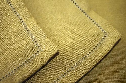 Tovaglia in pregiato tessuto di puro lino 100%