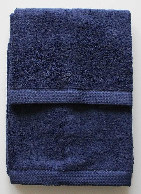 Set asciugamani spugna di cotone 550 gr/mq