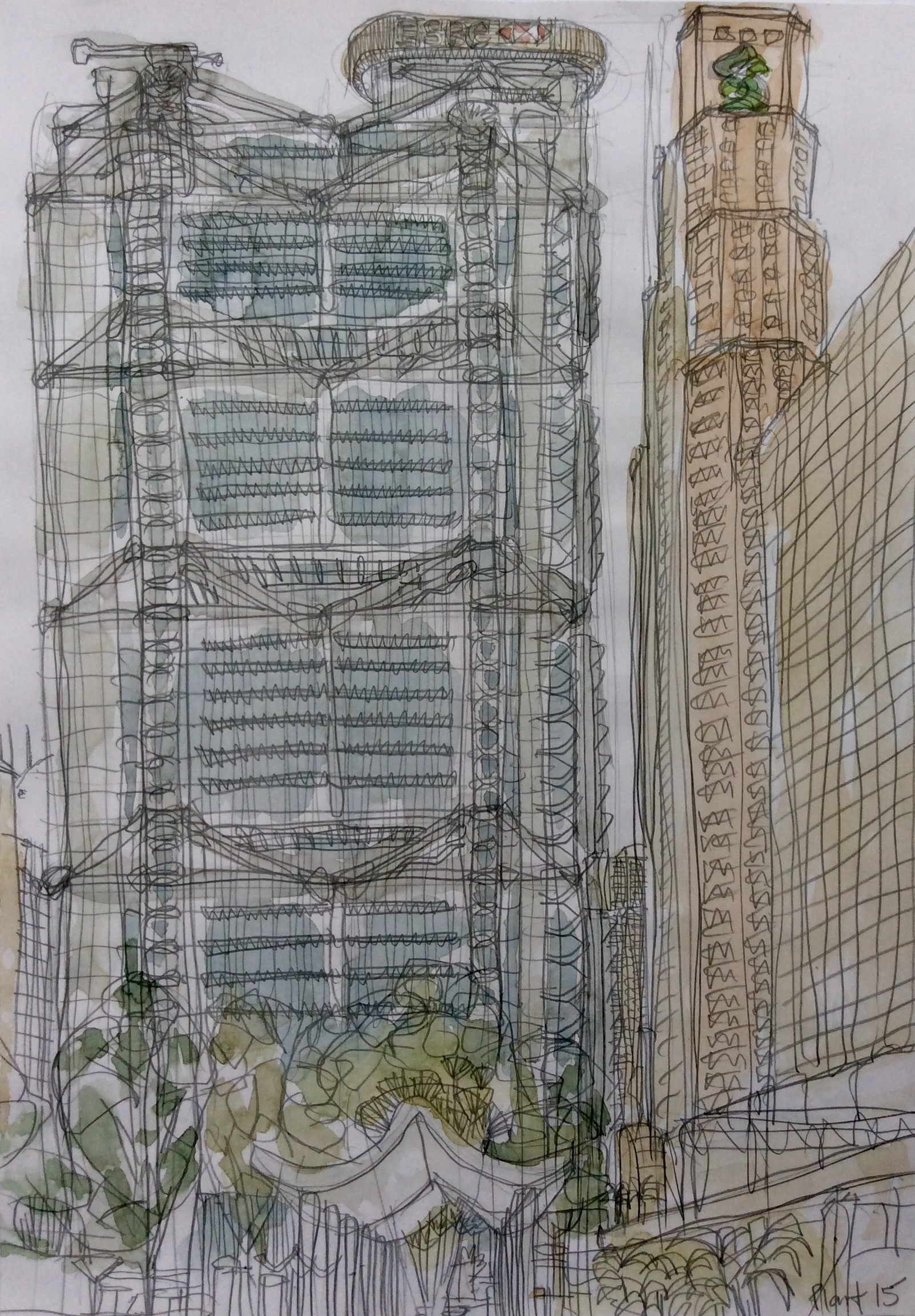 HSBC Building - Hong Kong