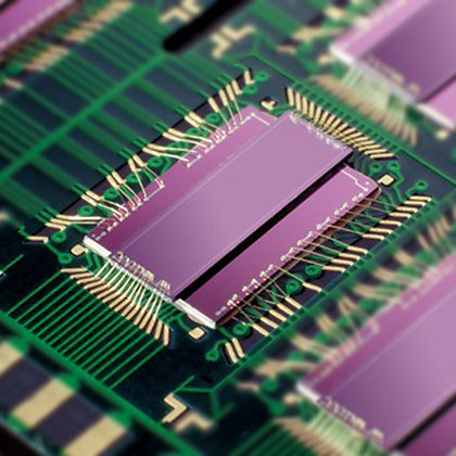Embedded components & RFID Inlays