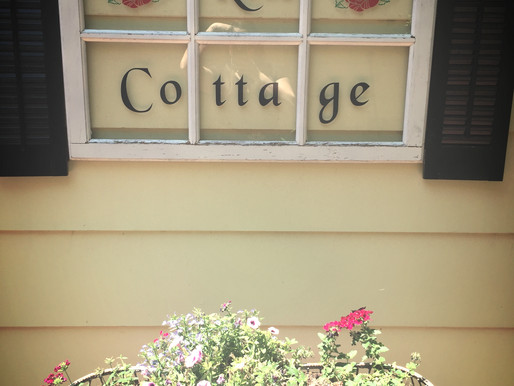 A day at the Rose Cottage