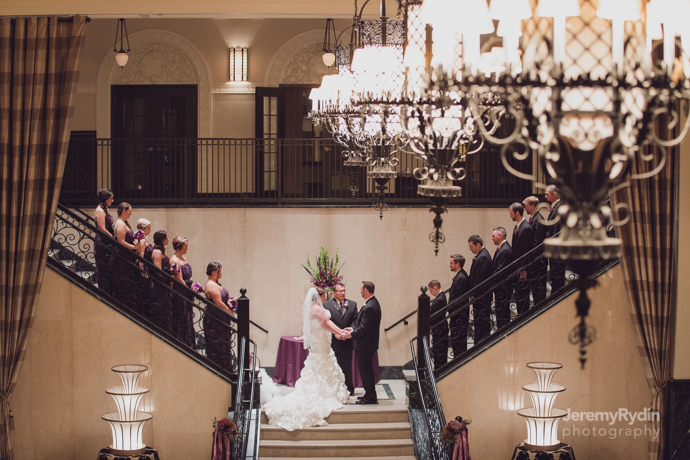 Mayo wedding ceremony