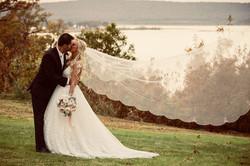 lake wedding pictures