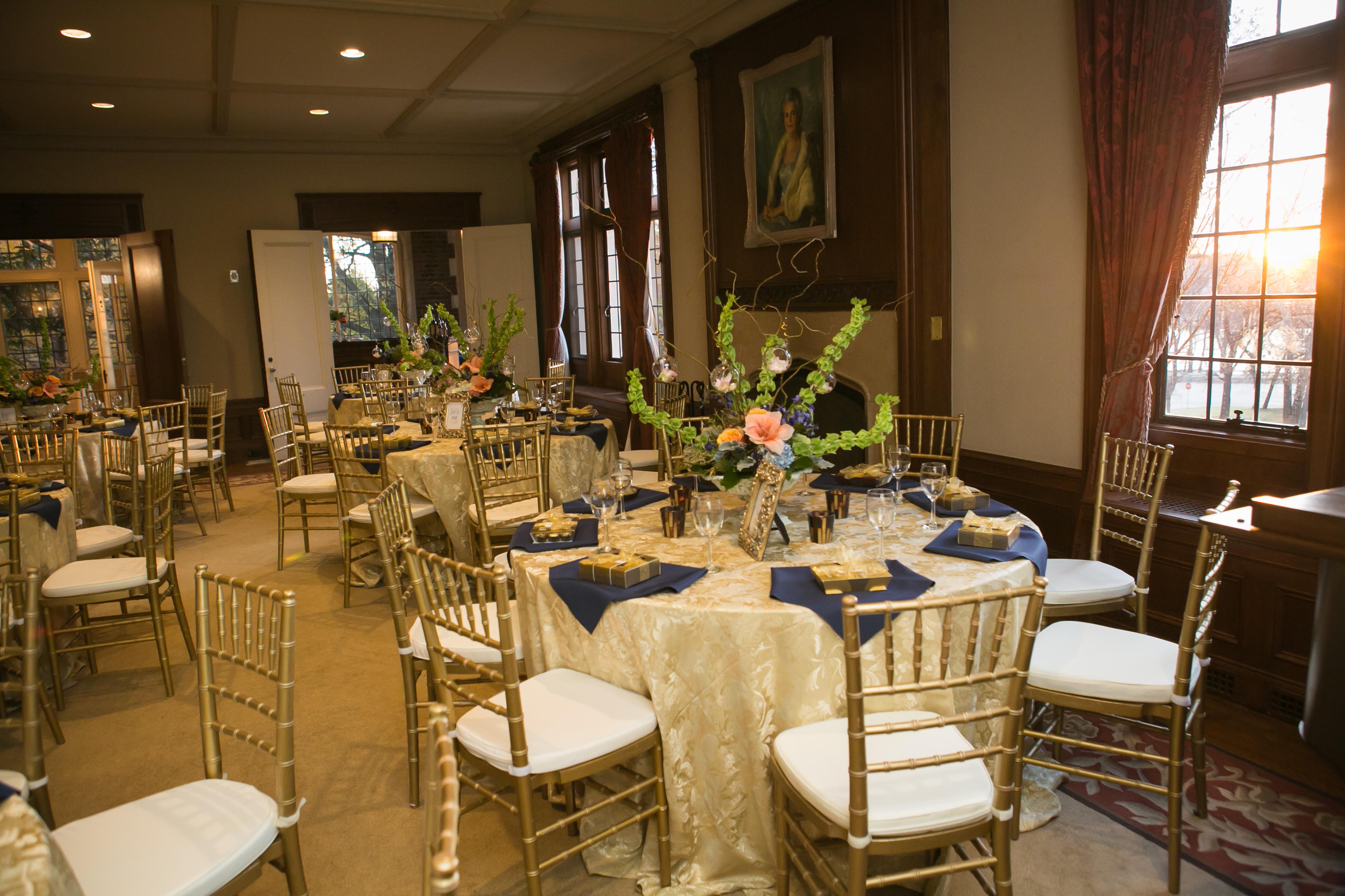 Harwelden wedding reception