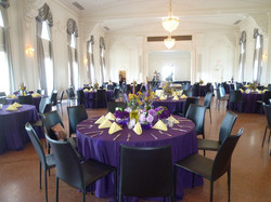 Mayo wedding reception
