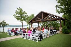 Skiatook Springs Wedding ceremony