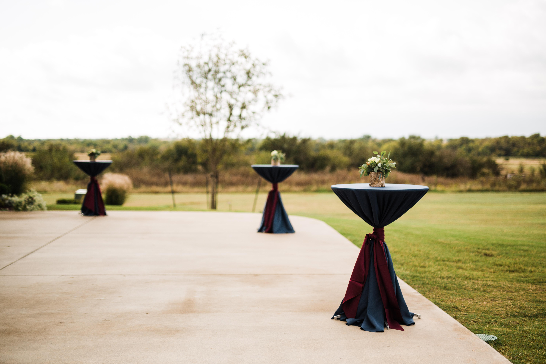 Cocktail area