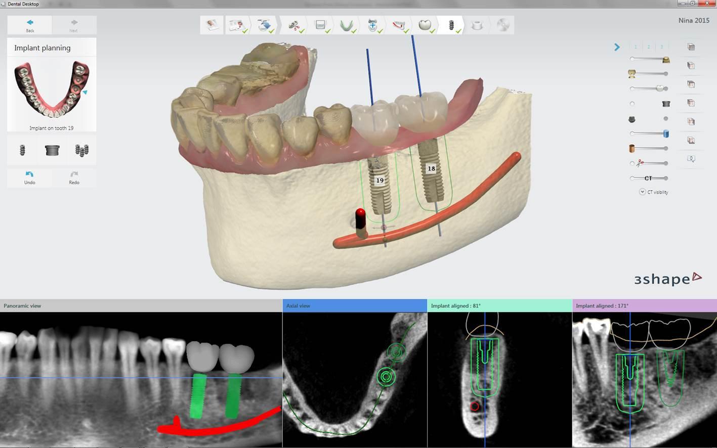 Balíček Data pro 3D model