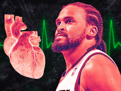 "Ronny Turiaf, ""when the life hits you"""