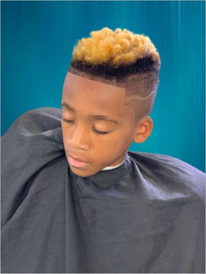 Kid's Fade/Taper Haircut (2yrs.-13yrs)