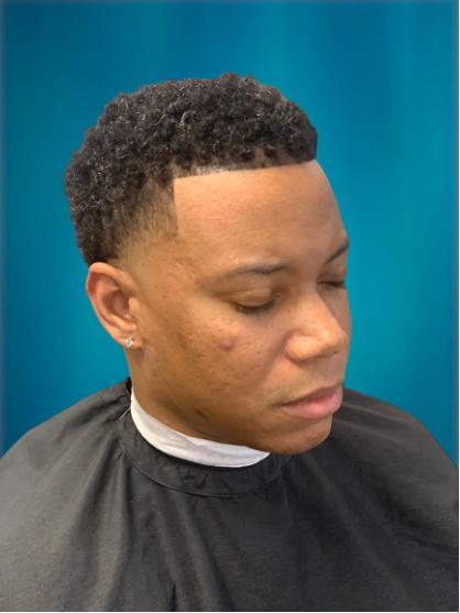 Men's Fade/Taper Haircut