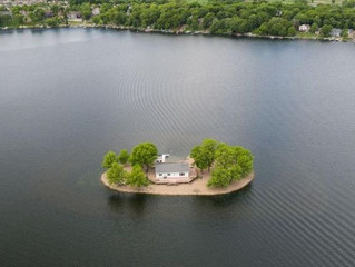 Stranded All Alone on Your Own Private Island ... in Minnesota?
