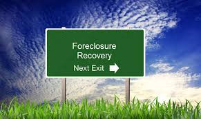 Recovering From a Home Foreclosure