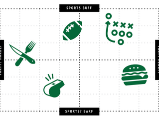 A Choose-Your-Own-Adventure Guide to Entertaining for the Super Bowl
