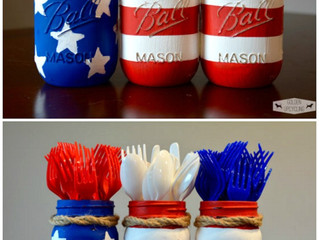 8 Easy Fourth of July Crafts to Add Patriotic Flair to Your Party!