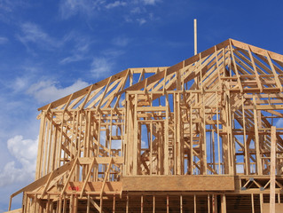 New home construction suddenly slows in September