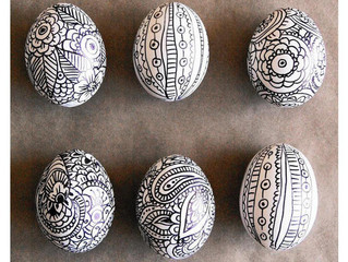 Forget the messy dyes: 7 unique ways to decorate your Easter eggs