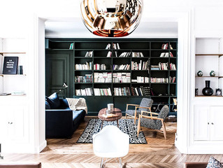High Contrast: A Design Trick That Makes Small Spaces Seem Larger