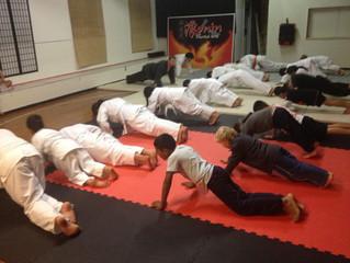 Hombu Dojo May Grading Results