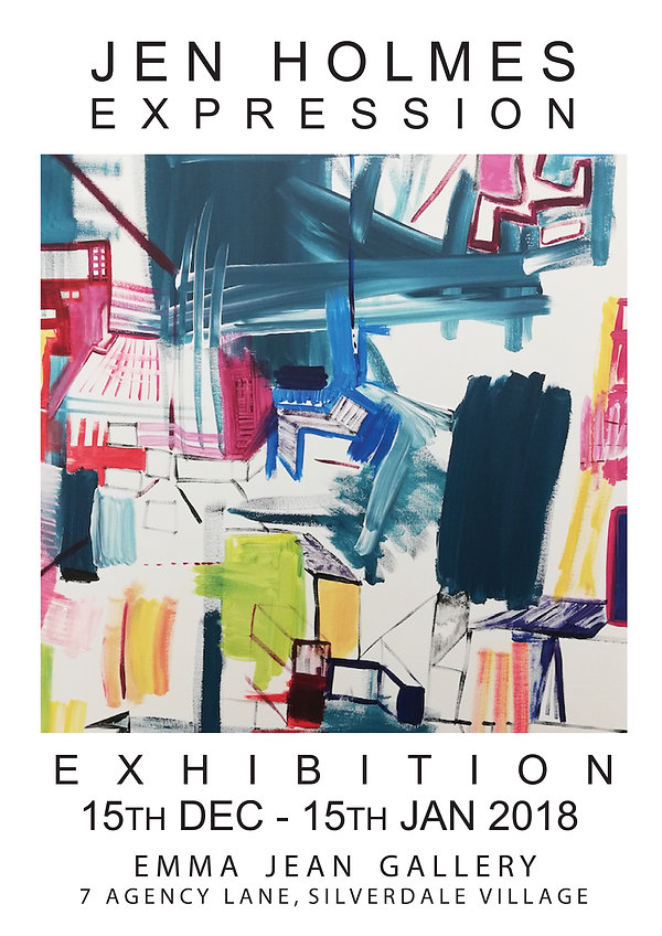 Jen Holmes Exhibition Poster A3.jpg