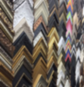 Picture Framing Samples