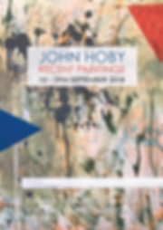 John Hoby A3 Poster.png
