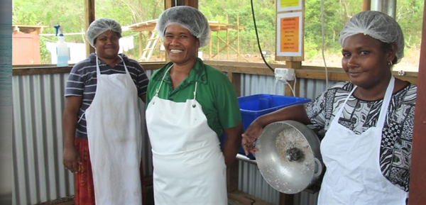 Tavulomo Plant Staff