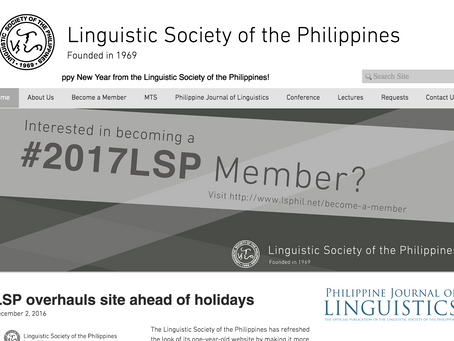 LSP overhauls site ahead of holidays