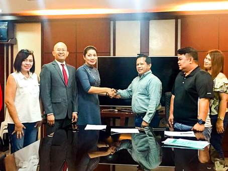 LSP inks partnership with BPSU for 2018 LSP-NCGM