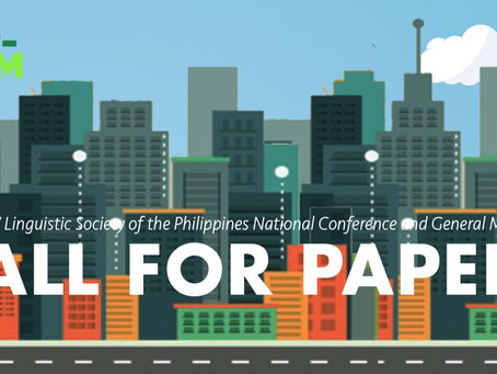 LSP extends 2017 NCGM call for papers