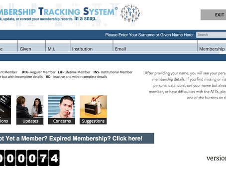 Leveling up: LSP launches version 2 of Membership Tracking System (MTS)