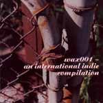 WAX001 - An International Indie Compilation