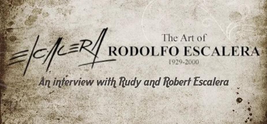 The Art of Rodolfo Escalera
