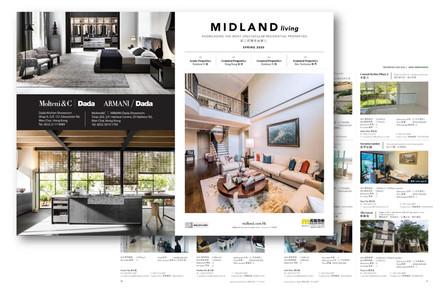 Midland Living 2020 Feb - Molteni&C