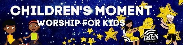 """""""Children's Moment Worship for Kids"""""""