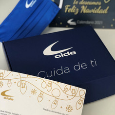 Packaging personalizado Para Cide