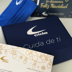 Packaging personalizado Para Cide