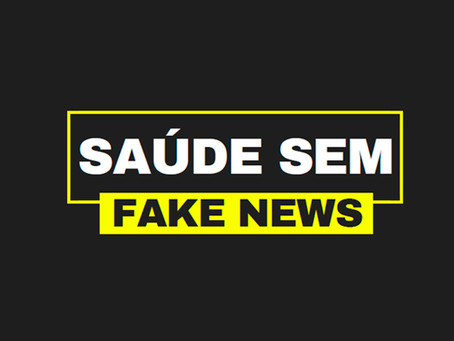 Cuidado com as Fake News!