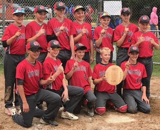 2017 Northwoods Baseball Classic Suburba