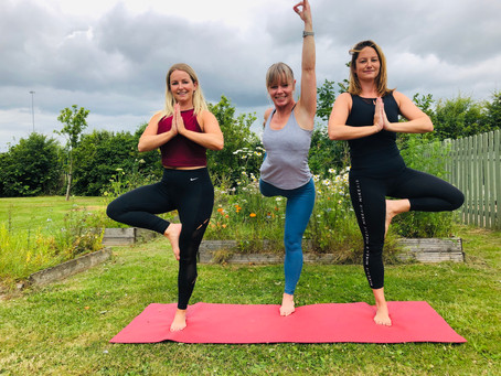 Yoga Holds The Key To Unlocking Your True Happiness