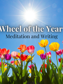 The Wheel of the Year - Summer Solstice