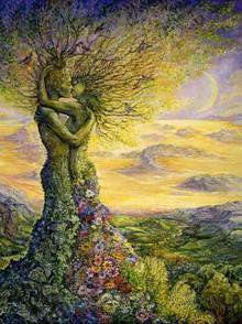 Earth Man and Earth Woman Meditation