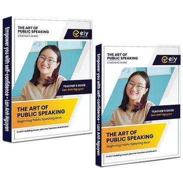 THE ART OF PUBLIC SPEAKING (teacher's guide)