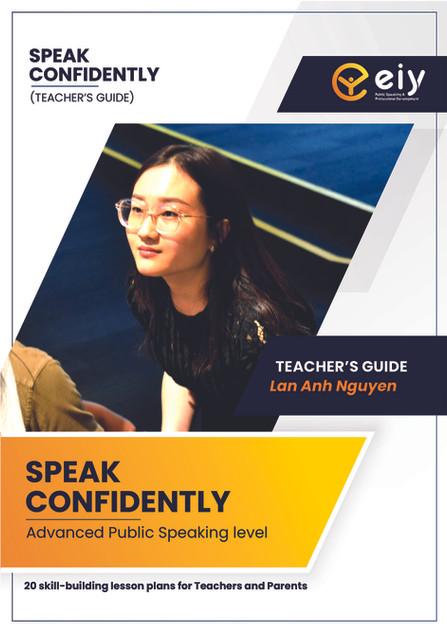 Speak confidently (teacher)