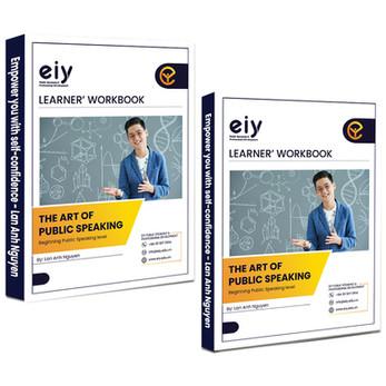 THE ART OF PUBLIC SPEAKING (learner's workbook)