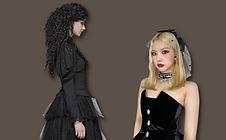 Phong cách Gothic: Yêu thích cá tính thời trang nổi loạn, sẽ không thể bỏ qua
