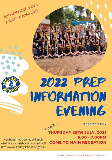 Prep Information Evening - 29th July 2021.JPG
