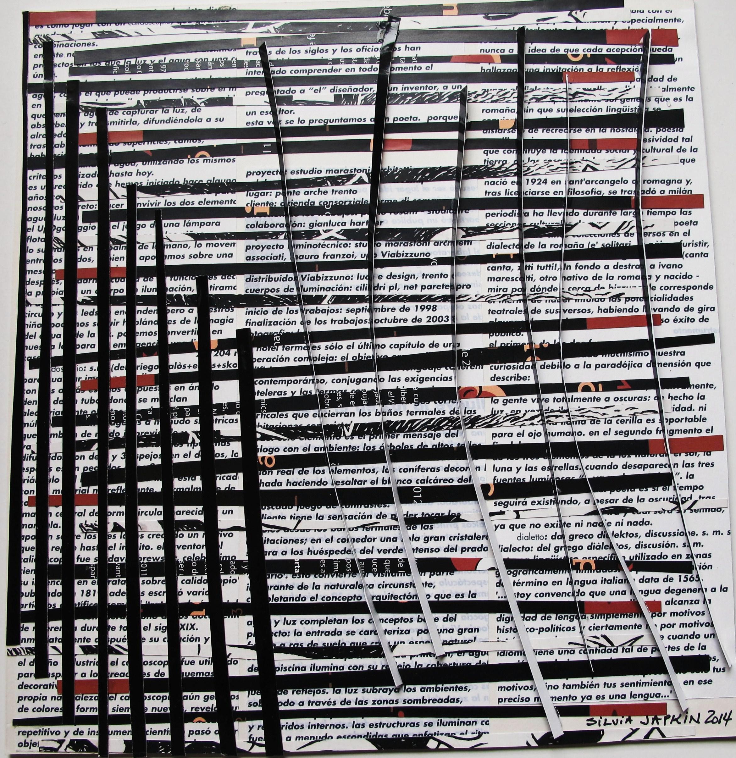 Silvia Japkin - Collage - 3