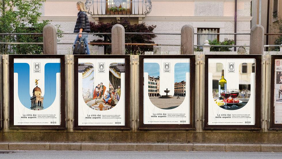 UDINE_city_branding_posters