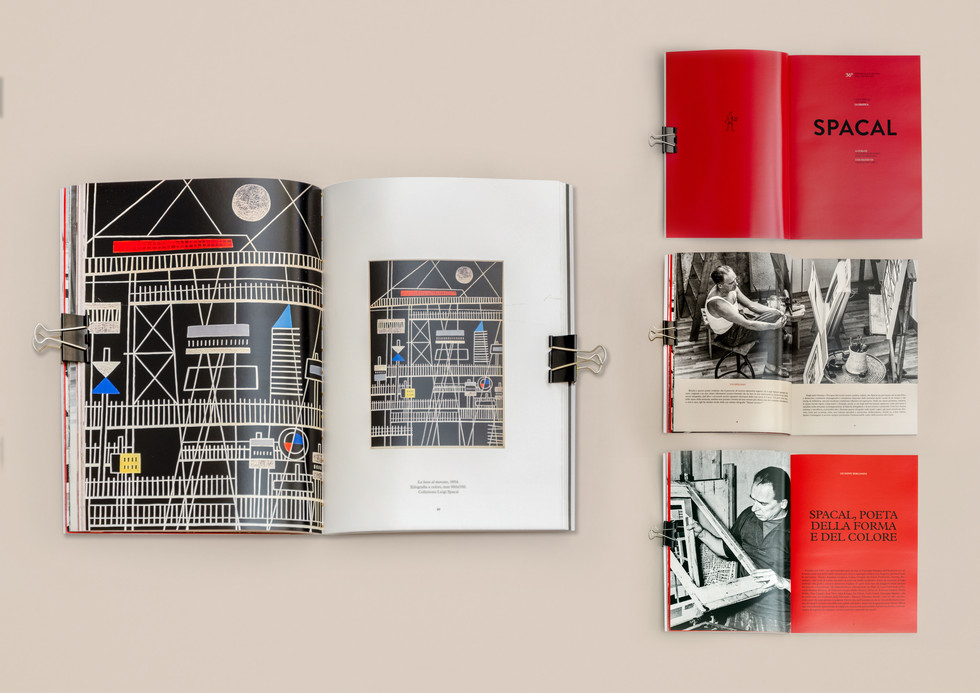 SPACAL catalog